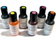 Set de 6 colores Americolor  Electric Ultra Bright (6x19ml)