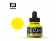 Vallejo Calligraphy India Ink 35311 Yellow (30ml)