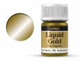 Vallejo Liquid Gold 70795 Green Gold (Alcohol Based) (35ml)