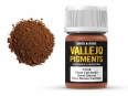 Vallejo Pigments 73106 Burnt Sienna (35ml)