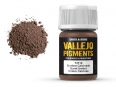 Vallejo Pigments 73110 Burnt Umber (35ml)