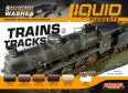 LifeColor LIQUID LIGMENTS LP05 TRAINS & TRACKS