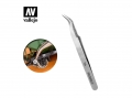 Vallejo T12004 #7 Stainless steel tweezers