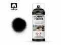 Vallejo Aerosol 28012 Black Primer Spray (400ml)