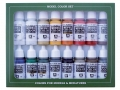 Vallejo Model Color 16 color Set 70149 Napoleonic Colors French & British 1789-1815 (16)