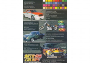 Auto Air Colors - folleto