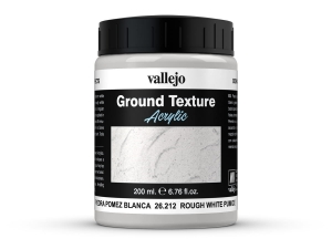 Vallejo Diorama Effects 26212 White Pumice  (200ml)