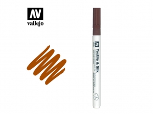 Vallejo Textile Marker 40214 Brown