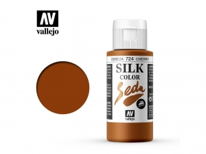 Vallejo Silk Color 43724 Cherry (60ml)