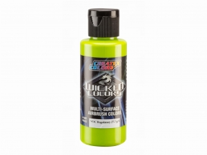 WICKED Colors W085 Opaque Limelight Green 60 ml
