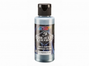 WICKED Colors W364 Metallic Blue Silver 60 ml