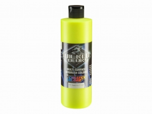 WICKED Colors W024 Fluorescent Yellow 480 ml
